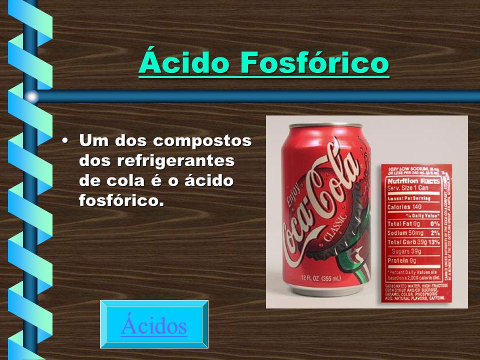 Ácido Fosfórico Ácidos