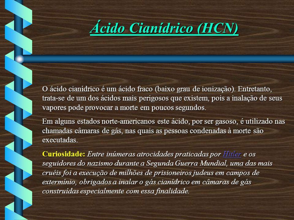 Ácido Cianídrico (HCN)