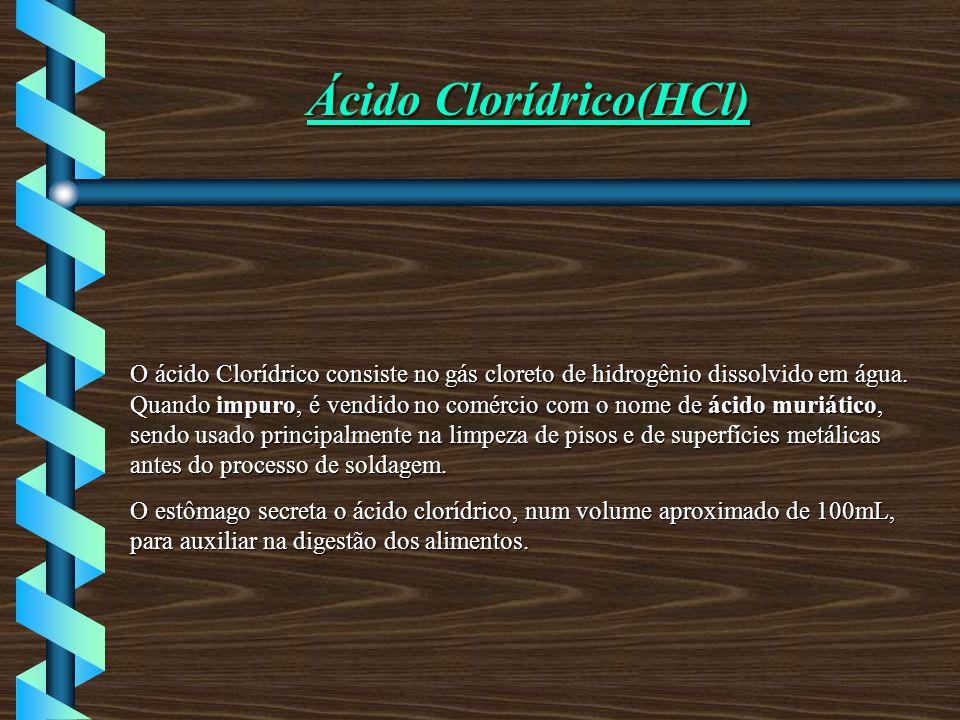 Ácido Clorídrico(HCl)