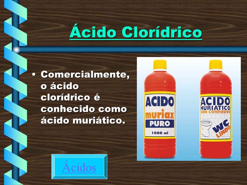 Ácido Clorídrico Ácidos