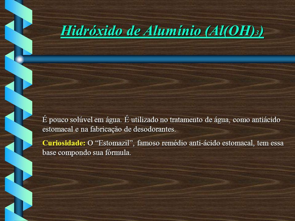 Hidróxido de Alumínio (Al(OH)3)