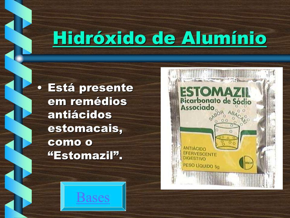 Hidróxido de Alumínio Bases