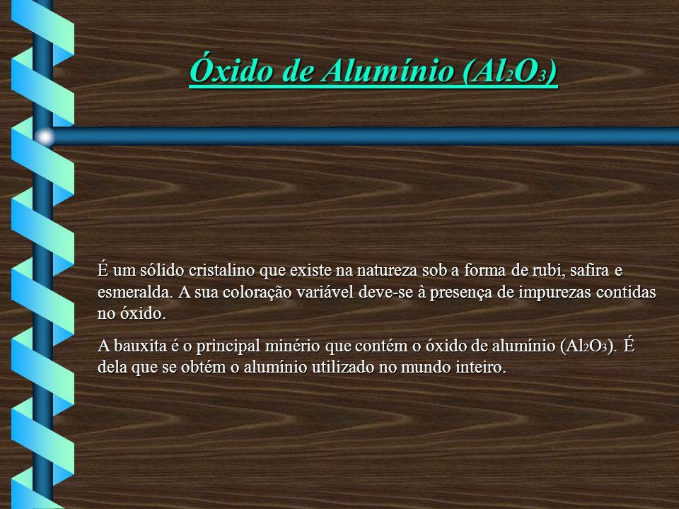 Óxido de Alumínio (Al2O3)