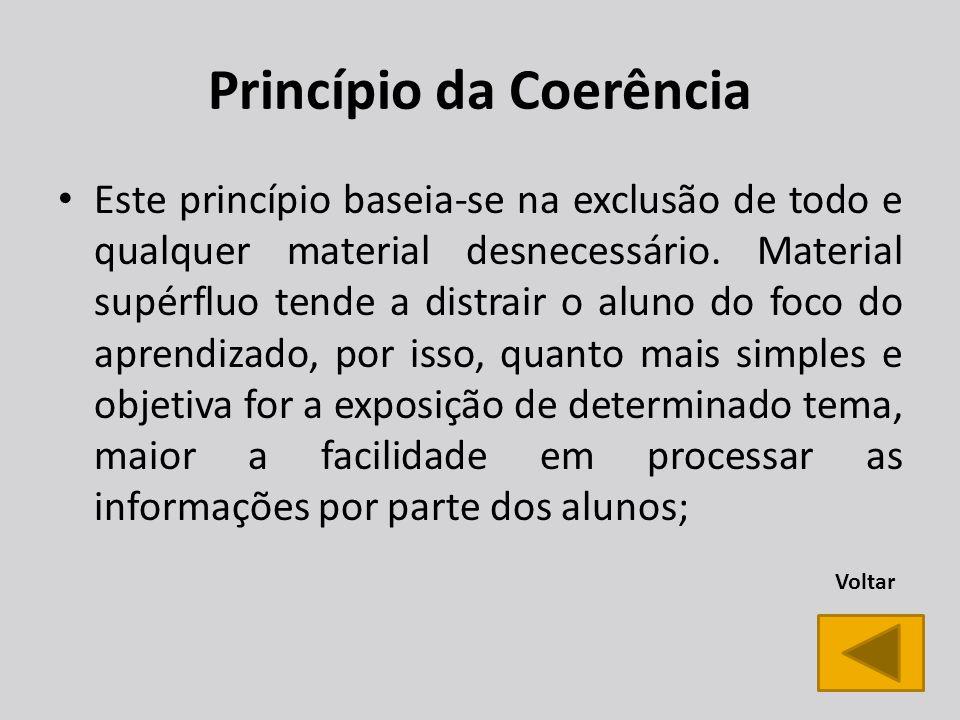 Princípio da Coerência