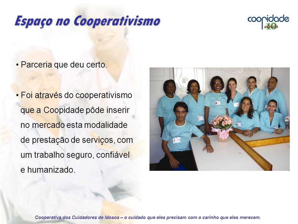 Espaço no Cooperativismo