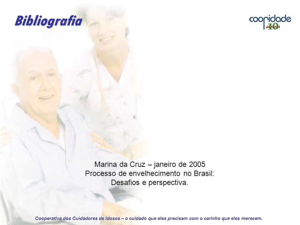 Bibliografia Marina da Cruz – janeiro de 2005
