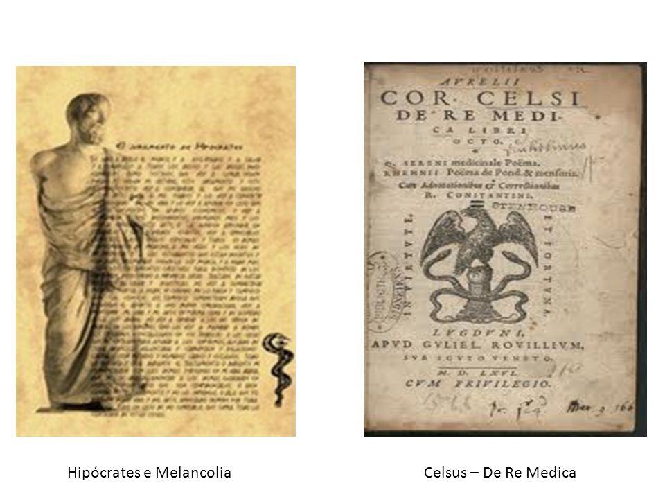 Hipócrates e Melancolia