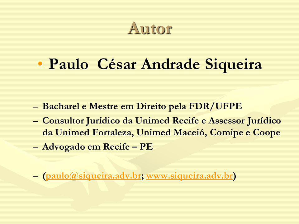 Paulo César Andrade Siqueira