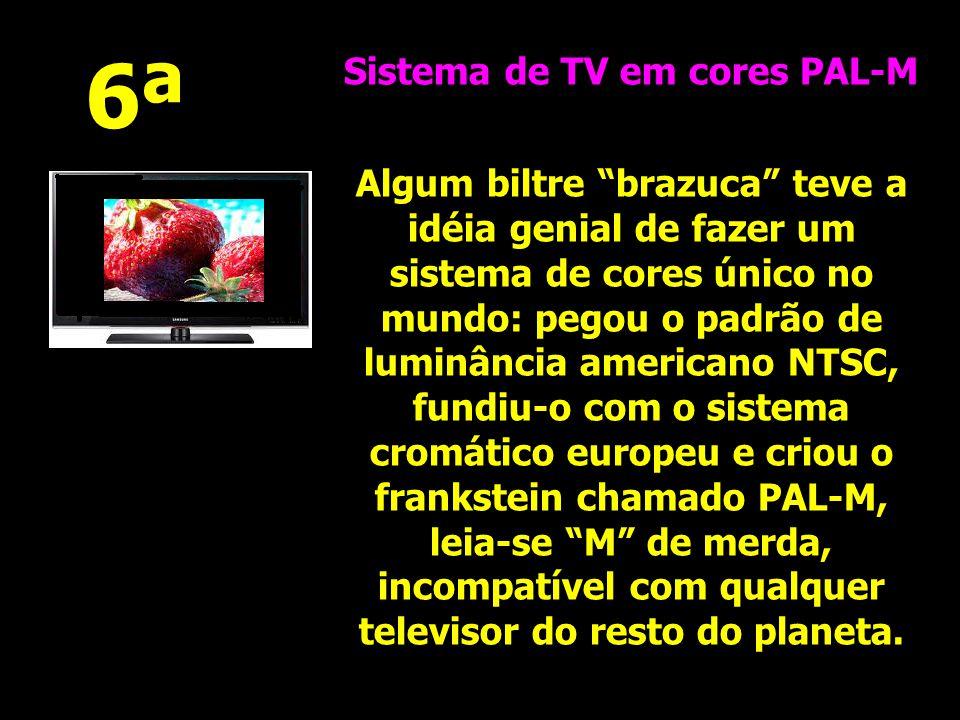 Sistema de TV em cores PAL-M