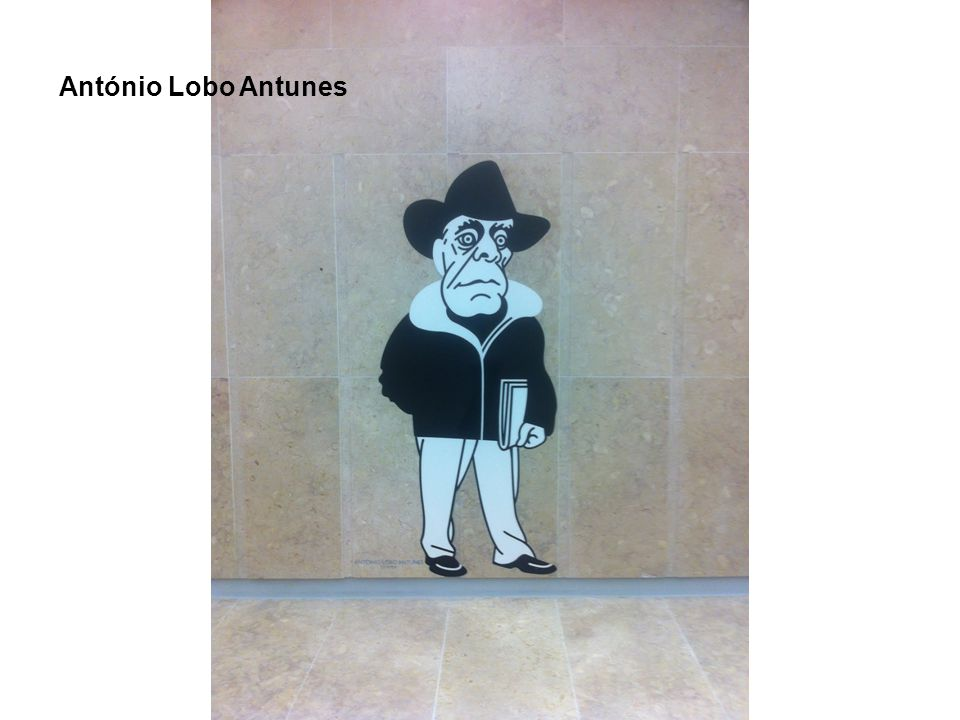 António Lobo Antunes