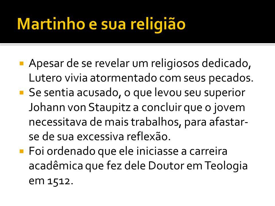 Martinho e sua religião