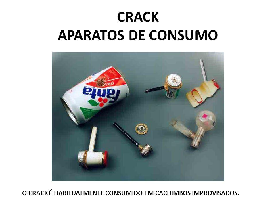 CRACK APARATOS DE CONSUMO