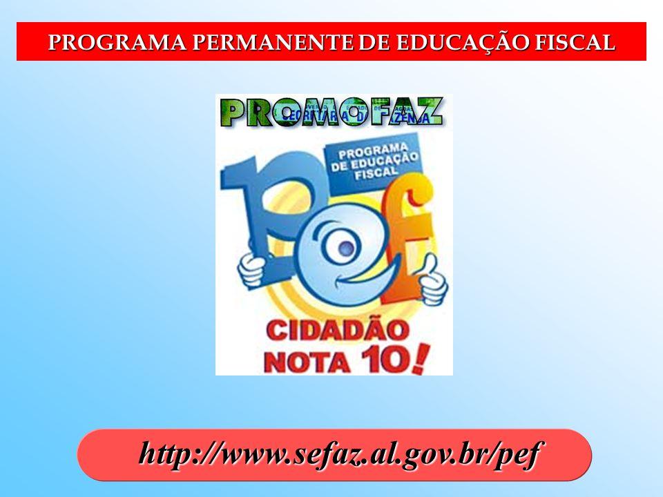 PROGRAMA PERMANENTE DE EDUCAÇÃO FISCAL