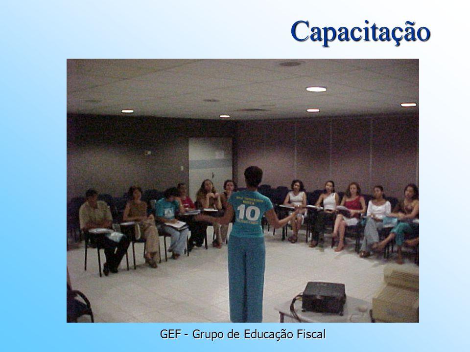 GEF - Grupo de Educação Fiscal