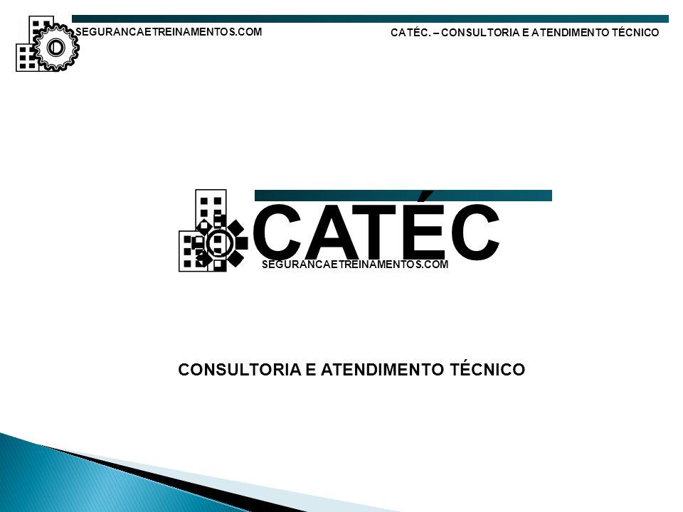 CATÉC CONSULTORIA E ATENDIMENTO TÉCNICO SEGURANCAETREINAMENTOS.COM