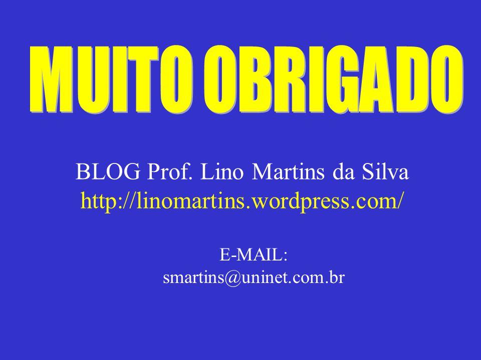 BLOG Prof. Lino Martins da Silva http://linomartins.wordpress.com/
