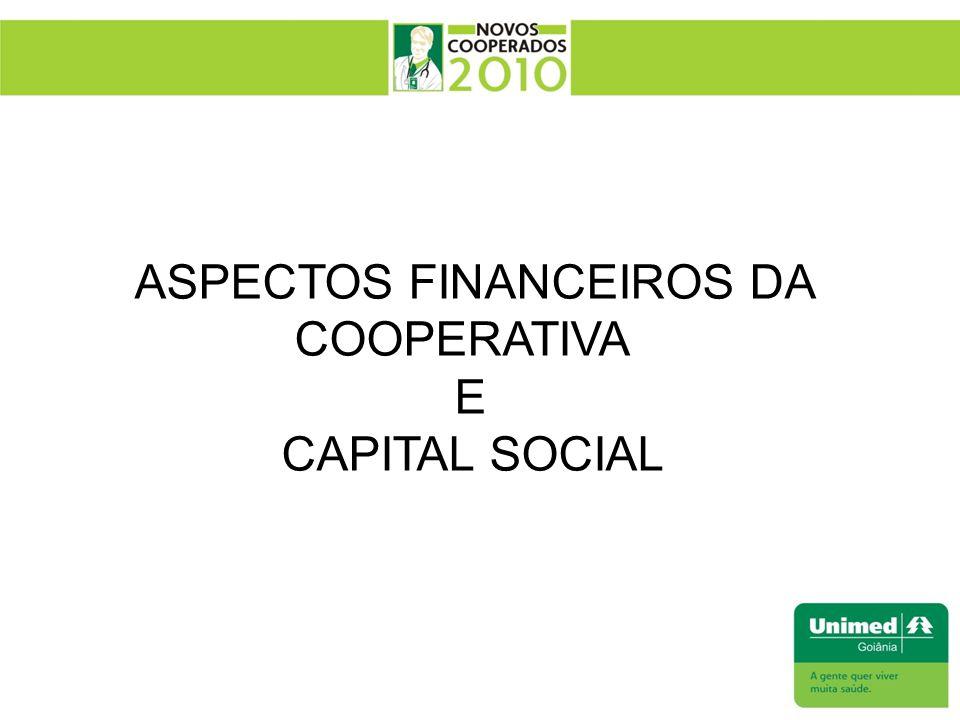 ASPECTOS FINANCEIROS DA