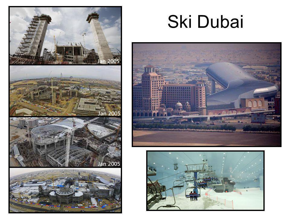 Ski Dubai © Prof. Carlos Maia