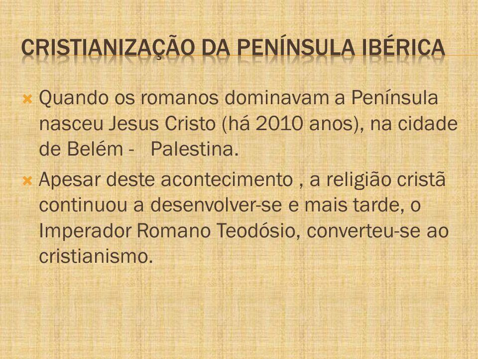 Cristianização da península ibérica