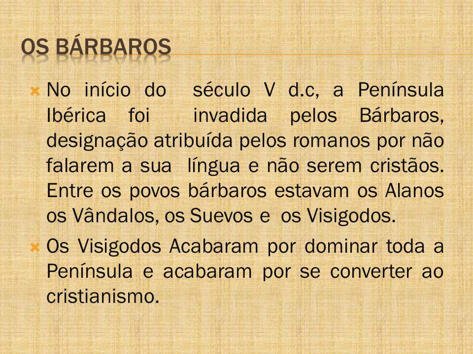 Os bárbaros