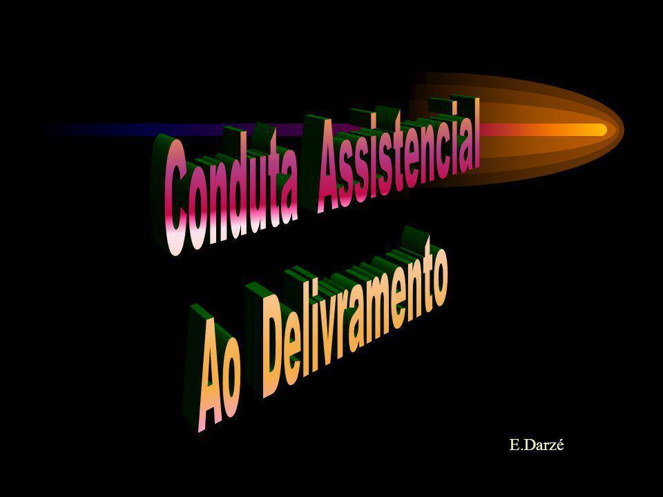 Conduta Assistencial Ao Delivramento