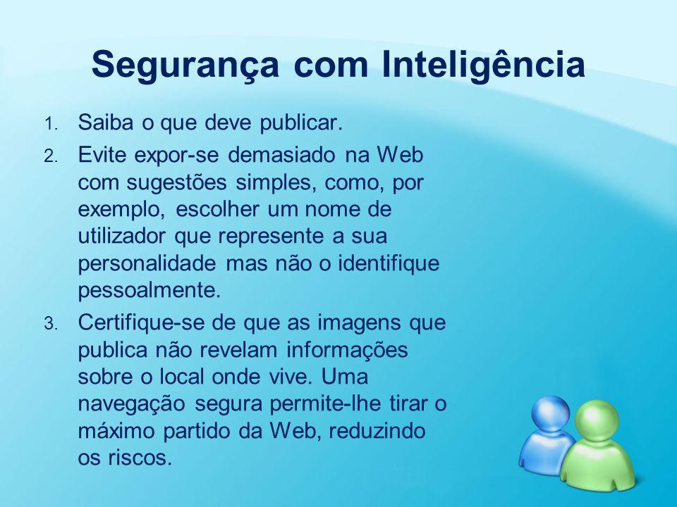 Segurança com Inteligência