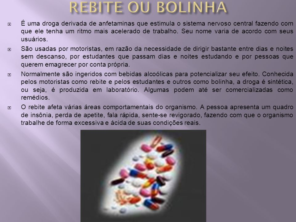 REBITE OU BOLINHA