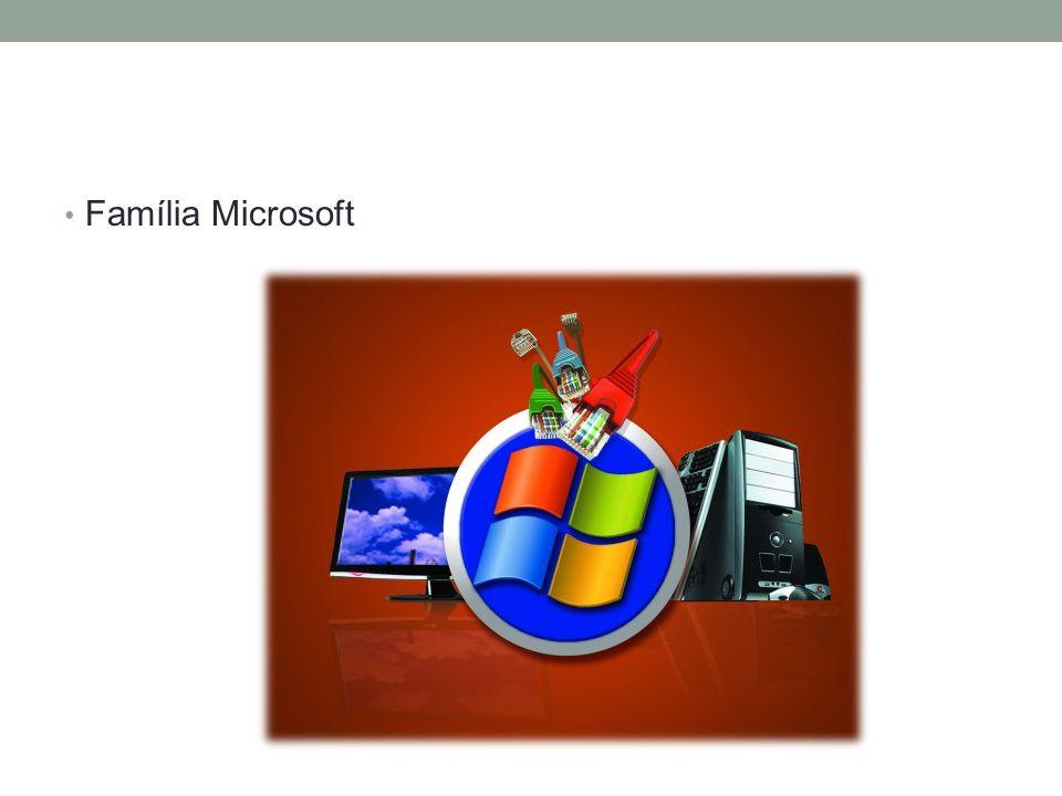 Família Microsoft