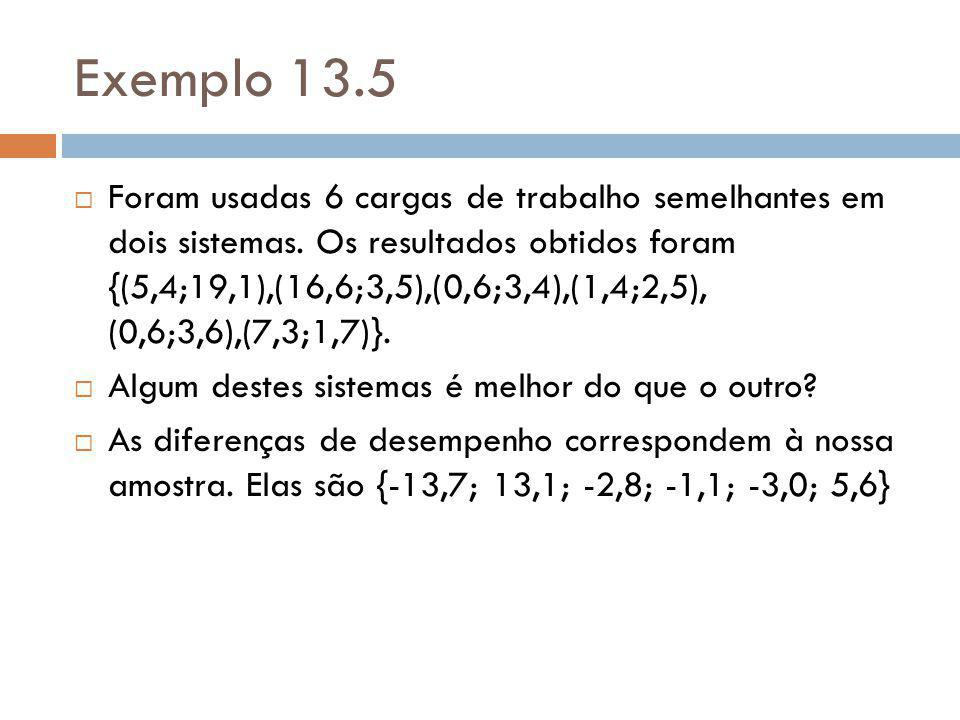 Exemplo 13.5