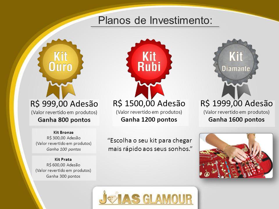 Planos de Investimento: