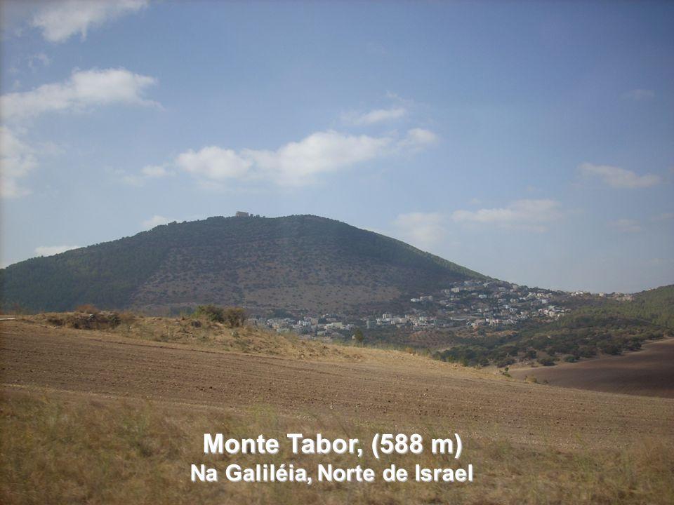 Na Galiléia, Norte de Israel