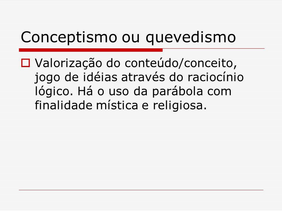 Conceptismo ou quevedismo