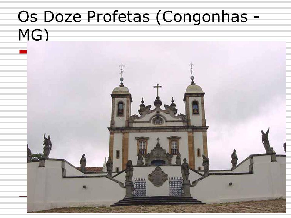 Os Doze Profetas (Congonhas - MG)