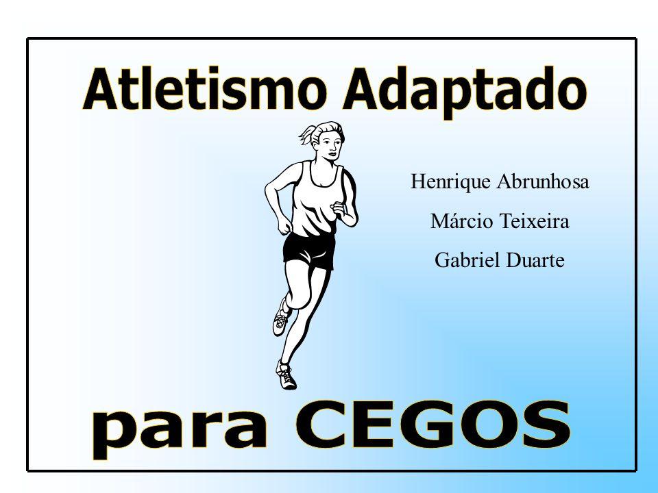 Atletismo Adaptado para CEGOS