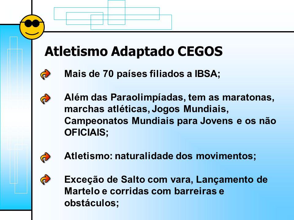 Atletismo Adaptado CEGOS