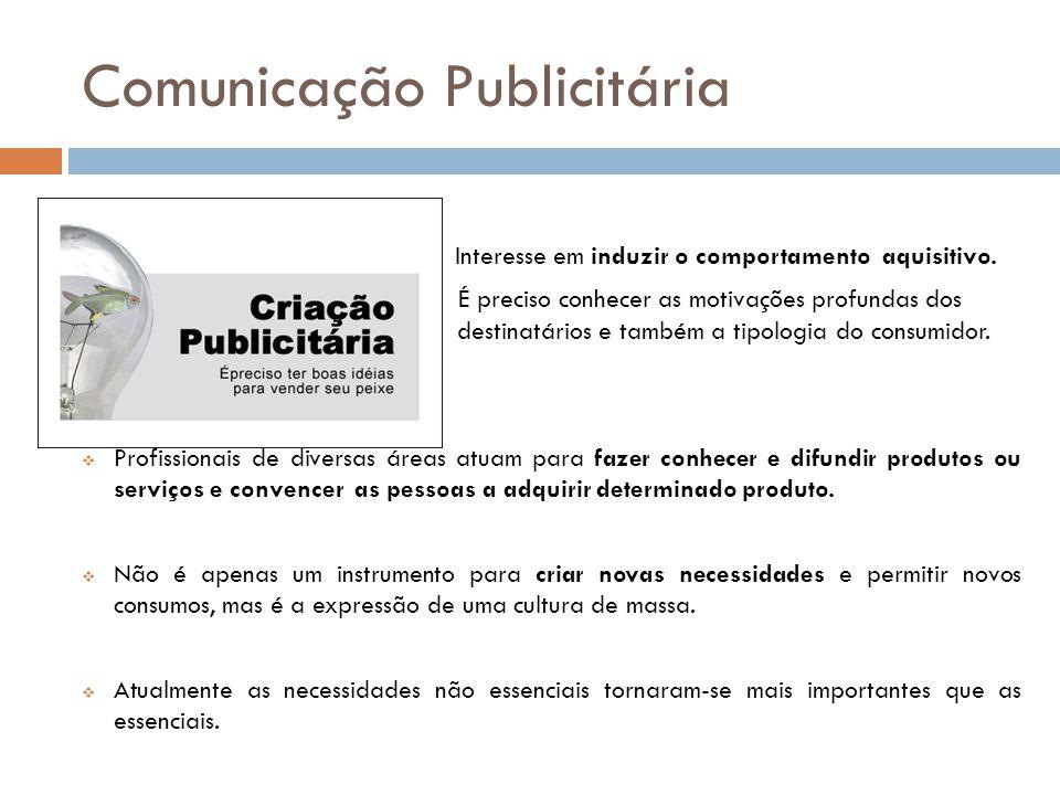Comunicação Publicitária