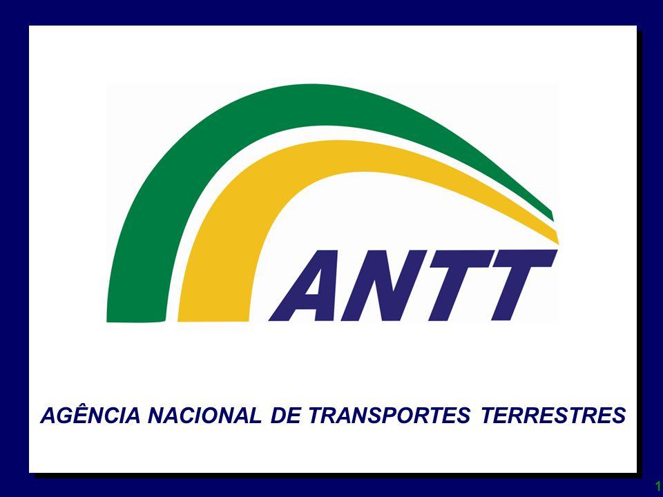 AGÊNCIA NACIONAL DE TRANSPORTES TERRESTRES