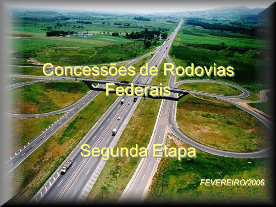 Concessões de Rodovias Federais