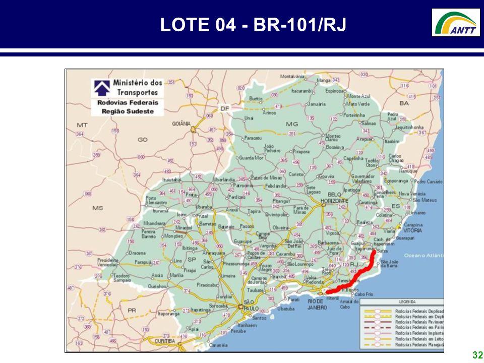 LOTE 04 - BR-101/RJ