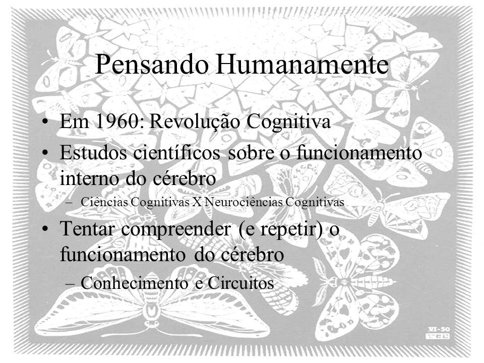 Pensando Humanamente Em 1960: Revolução Cognitiva