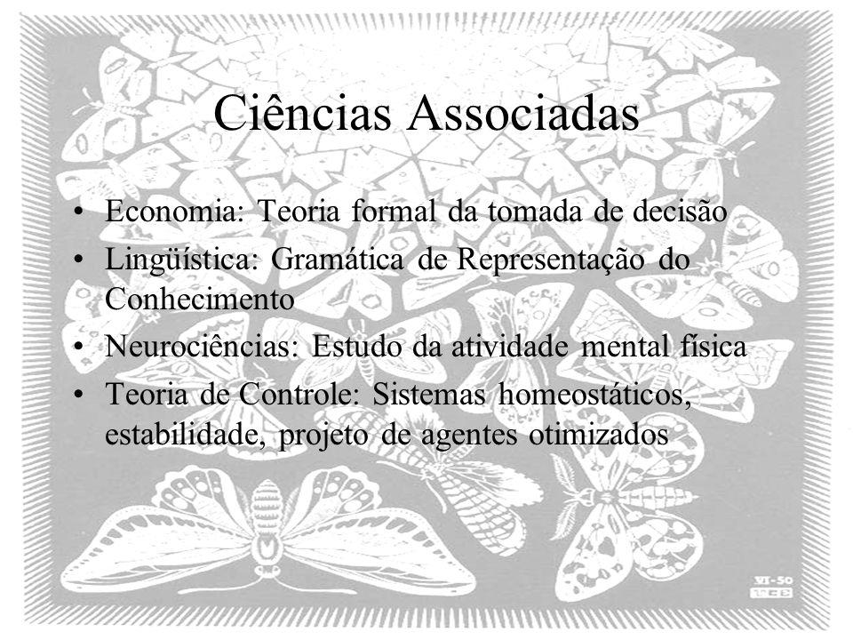 Ciências Associadas Economia: Teoria formal da tomada de decisão