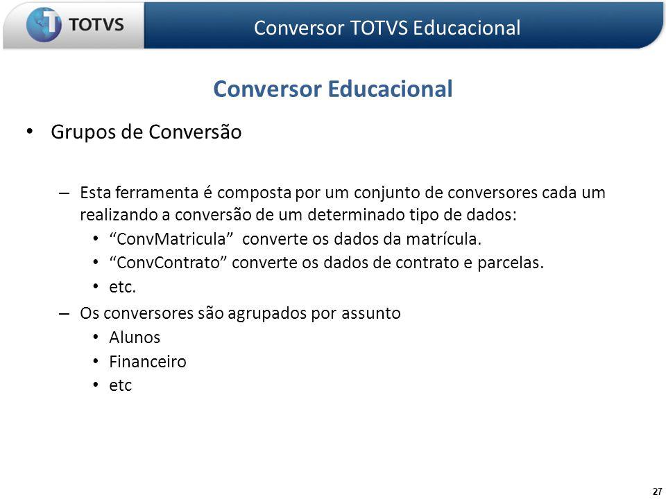 Conversor Educacional