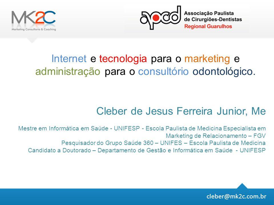 Cleber de Jesus Ferreira Junior, Me