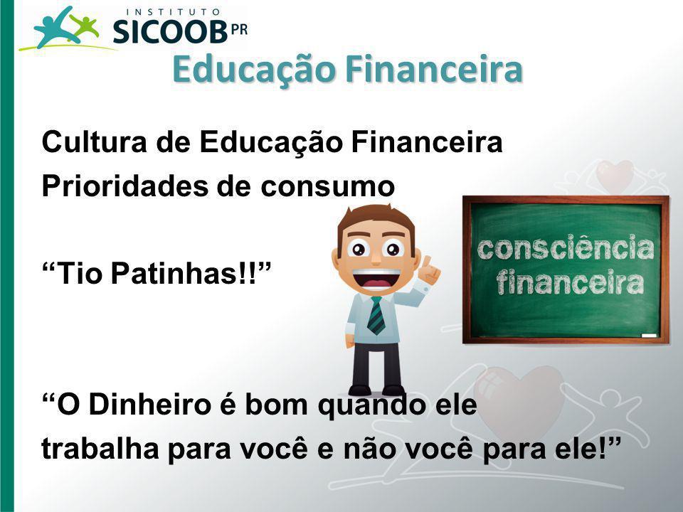 Educação Financeira Cultura de Educação Financeira