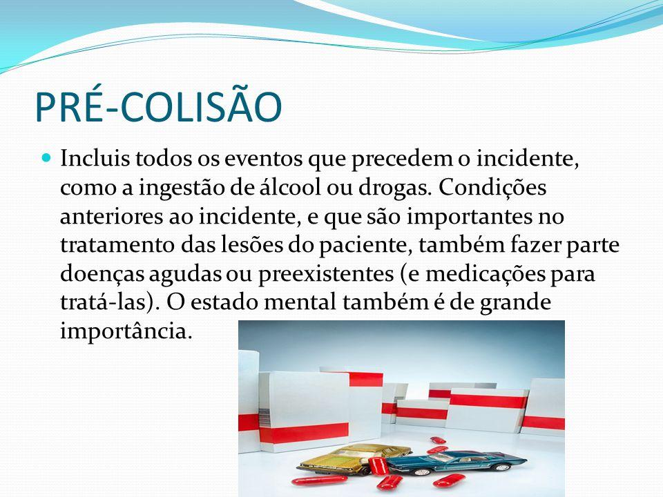 PRÉ-COLISÃO