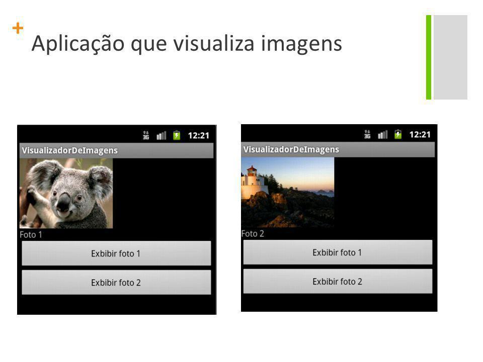 Aplicação que visualiza imagens
