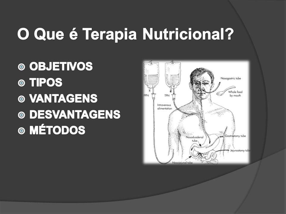 O Que é Terapia Nutricional