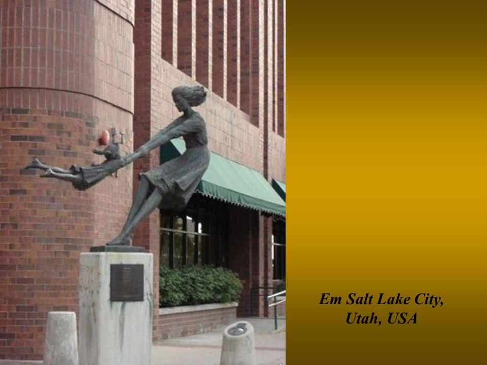 Em Salt Lake City, Utah, USA