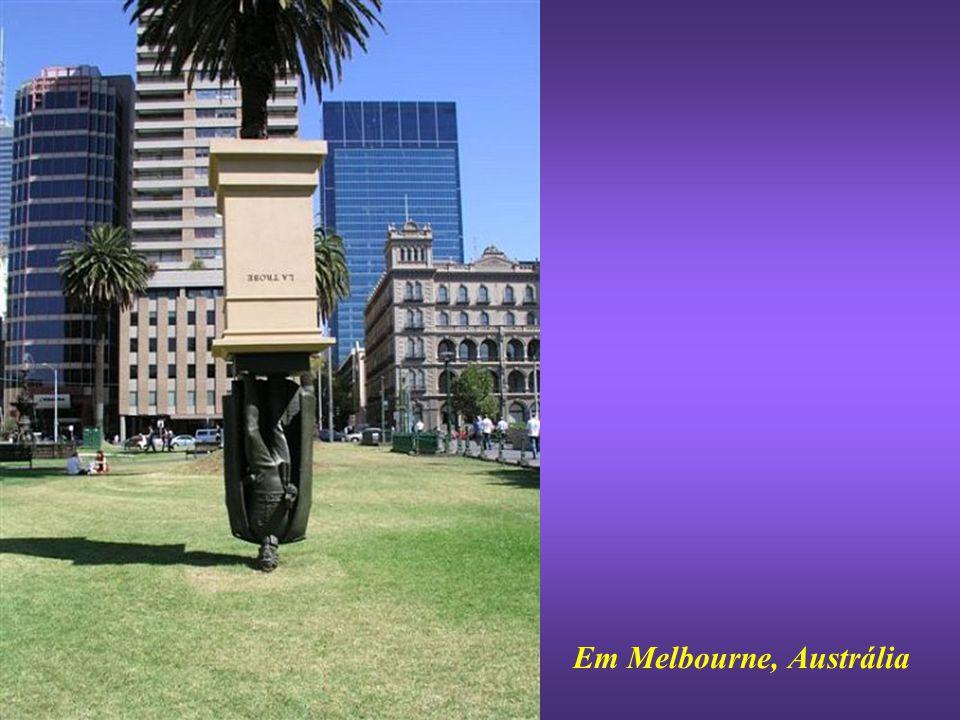 Em Melbourne, Austrália