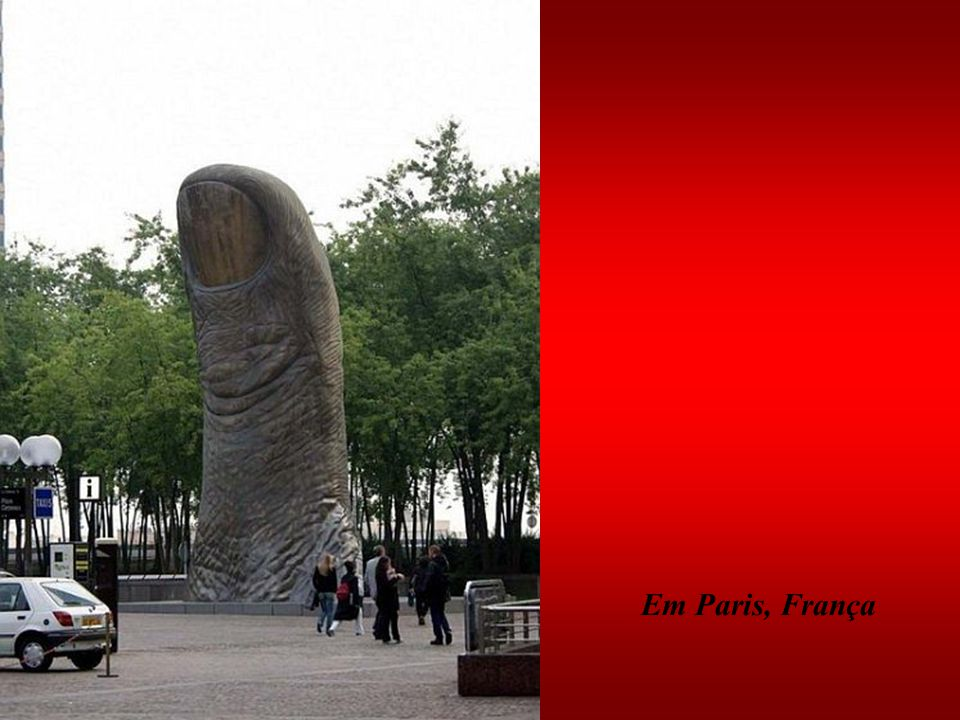 Em Paris, França